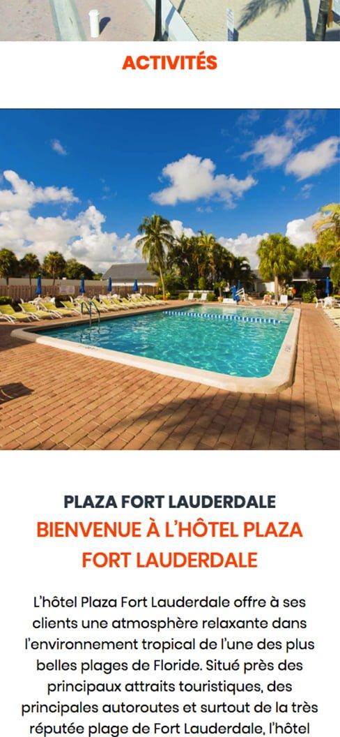 Plaza Hotel Fort Lauderdale