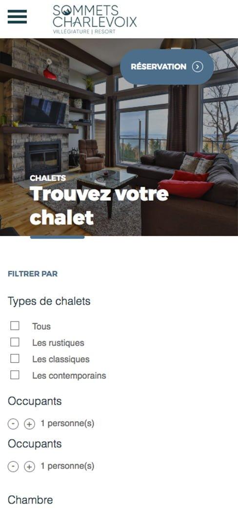Sommets Charlevoix