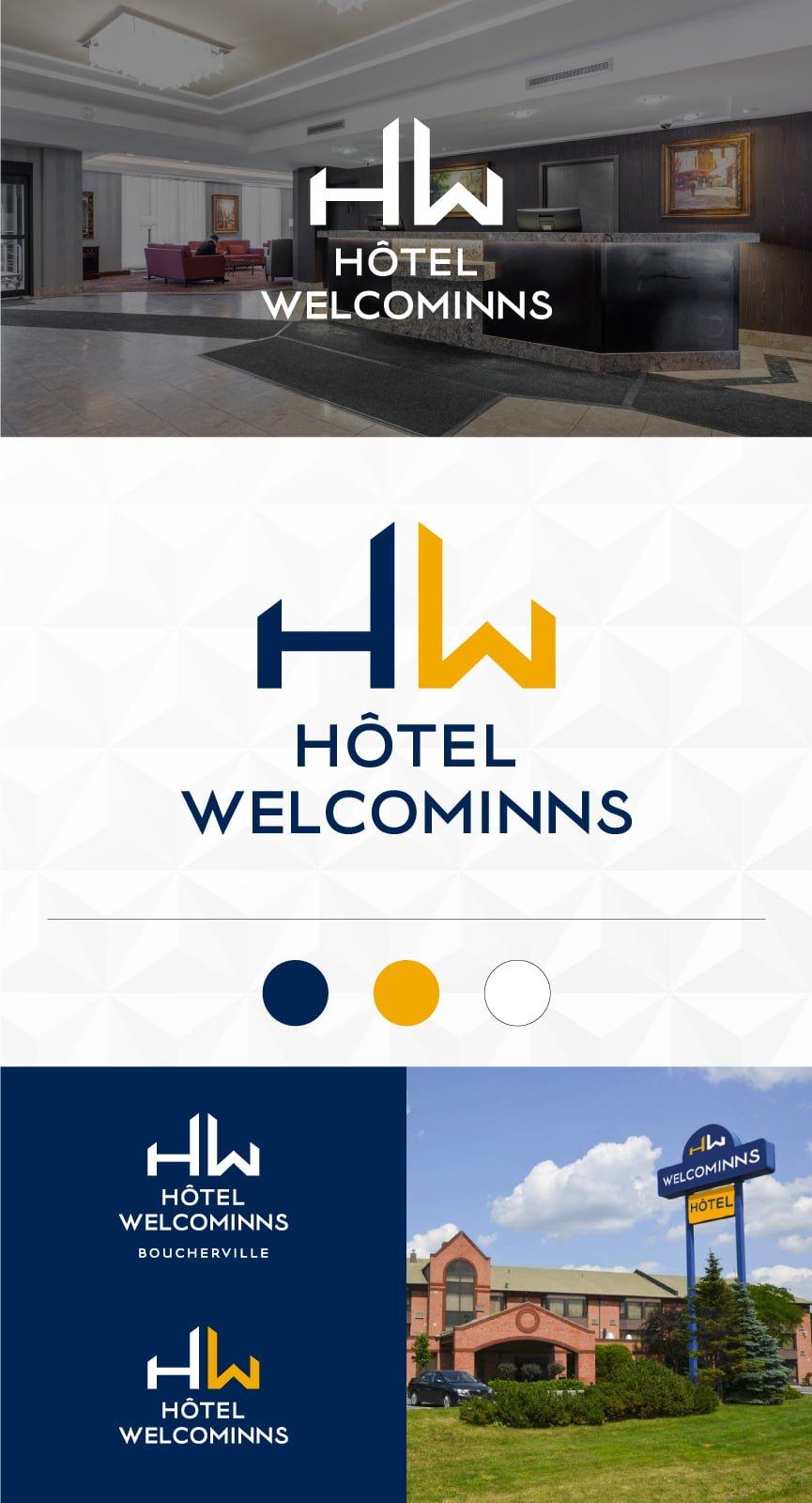 Réalisations Hôtel WelcomInns