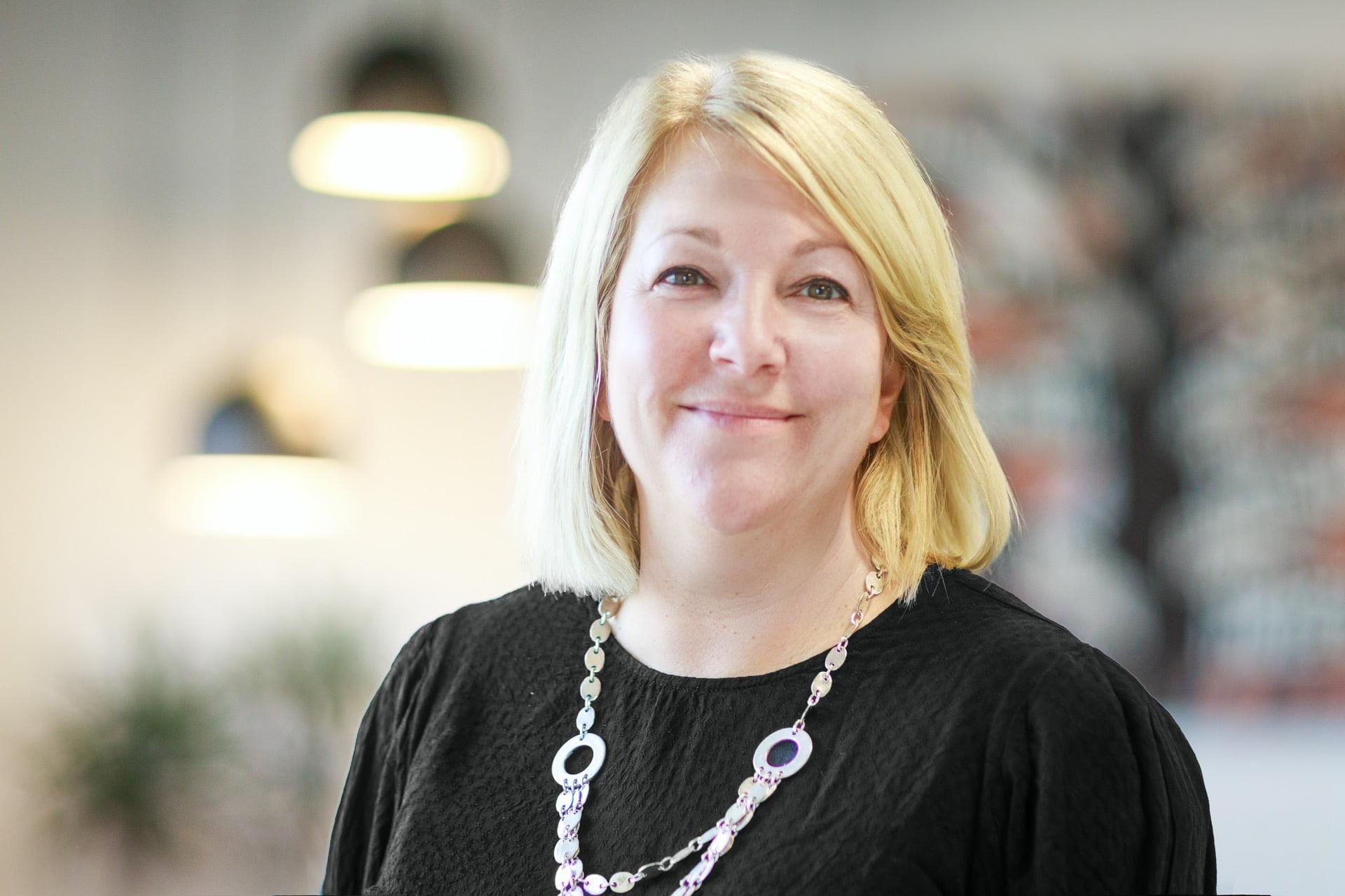 Dannie Caron représente la région de Québec au sein de la coopérative de transport régional du Québec (TREQ)